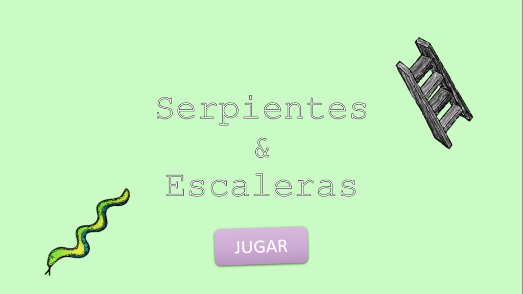 serpientes y escaleras powerpoint